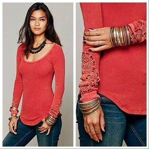 **Free People Synergy Cuff Thermal**
